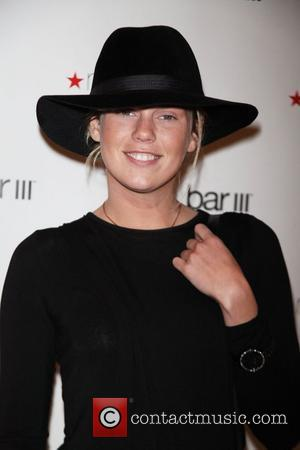 Alexandra Richards  The Macys bar III Brand and Pop Up store launch New York City, USA - 09.02.11