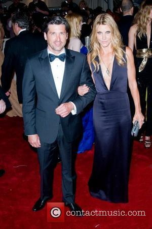 Patrick Dempsey Uninjured In Race Car Crash