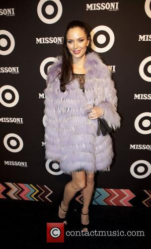 Georgina Chapman Target and The Missonis host a private shopping event for celebrities, VIP's and friends at the Target For...