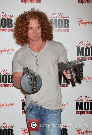 Carrot Top  Las Vegas MOB Experience Grand Opening Night  at the Tropicana Hotel  Las Vegas, Nevada -...