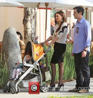 Sofia Vergara and Ty Burrell