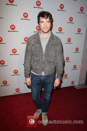 Matthew Settle  the DROID RAZR by Motorola and MOTOACTV launch event at SIR Stage 37 - arrivals New York...