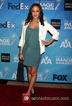 Tia Mowry The 2011 NAACP Image Awards Nominee Reception at the Beverly Hills Hotel Los Angeles, California - 12.02.11