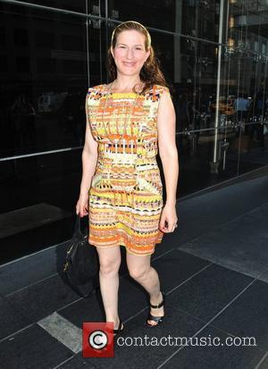 Ana Gasteyer  out and about in Manhattan New York City, USA - 06.07.11