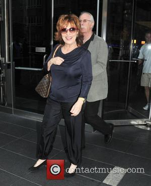 Joy Behar  out and about in Manhattan New York City, USA - 06.07.11