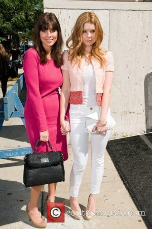 Jamie Lynn Sigler, New York Fashion Week