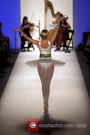 Ballerina and Constantine Maroulis
