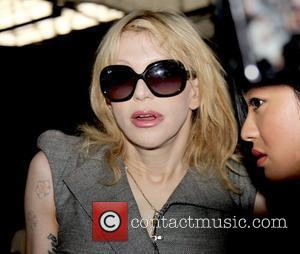 Courtney Love and New York Fashion Week