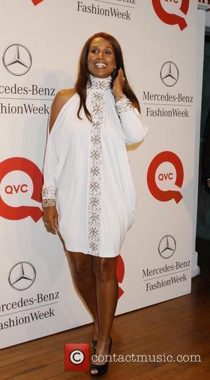Beverly Johnson Mercedes-Benz New York Fashion Week Spring/Summer 2012 - QVC's Live - Runway Show and Cocktail Party  New...