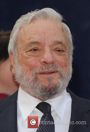 Stephen Sondheim at the 2011 Olivier Awards at  the Theatre Royal London, England- 13.03.11