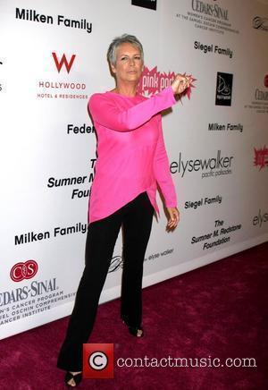 Jamie Lee Curtis  Elyse Walker Presents Pink Party '11 To Benefit Cedars-Sinai Women's Cancer Program - Arrivals Los Angeles,...