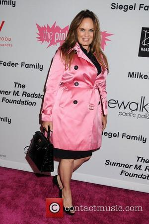 Catherine Bach Elyse Walker Presents Pink Party '11 To Benefit Cedars-Sinai Women's Cancer Program - Arrivals  Los Angeles, California...