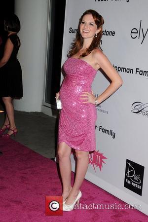 Sarah Drew Elyse Walker Presents Pink Party '11 To Benefit Cedars-Sinai Women's Cancer Program - Arrivals  Los Angeles, California...