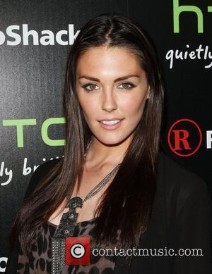Taylor Cole Radioshack's HTC EVO 3D Launch Party Held At The RadioShack Pop-Up 3D Lounge West Hollywood, California - 23.06.11