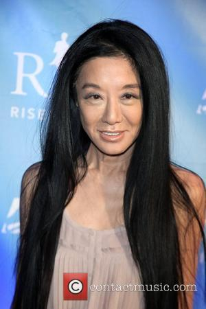 Vera Wang the New York premiere of RISE at Best Buy Theater New York City, USA - 17.02.11