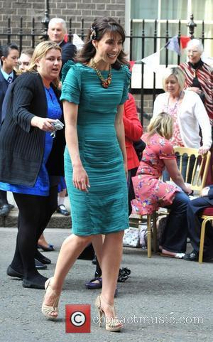 Samantha Cameron The Wedding of Prince William and Catherine Middleton - Downing Street Party London, England – 29.04.11