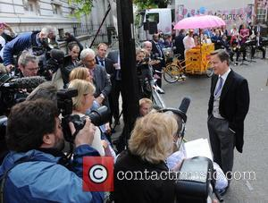 Prime Minister David Cameron The Wedding of Prince William and Catherine Middleton - Downing Street Party London, England – 29.04.11