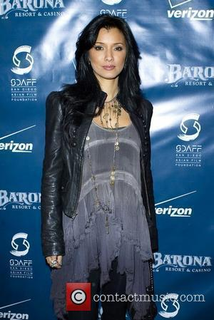 Kelly Hu attending a screening of Almost Perfect during the 12th San Diego Asian Film Festival San Diego, California -...