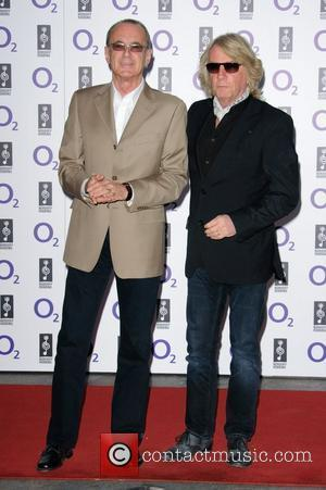 Francis Rossi and Rick Parfitt of Status Quo Nordoff Robbins O2 Silver Clef Awards - Arrivals London, England - 01.07.11