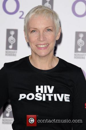 Annie Lennox Shows Off New Boyfriend