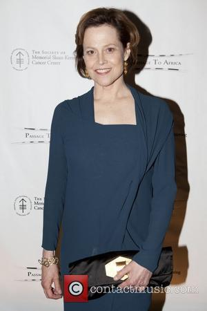 Sigourney Weaver attend the Society of Memorial Sloan-Kettering Cancer Center's 2011 Spring Ball at The Pierre Hotel New York City,...
