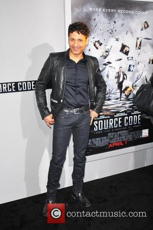 Cas Anvar Los Angeles Premiere of 'Source Code' held at the Arclight Cinerama Dome - Arrivals Los Angeles, California -...