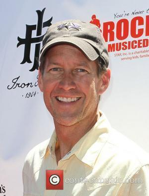 James Denton Teri Hatcher Hosts Yard Sale Benefiting St. Jude Children's Research Hospital and Rockstar Education Held At Tiato Garden...