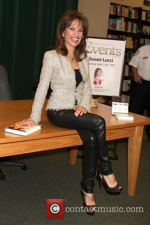Susan Lucci at the Booksigning for her new book All My Life at Barnes & Noble Bookstore Glendale, California -...
