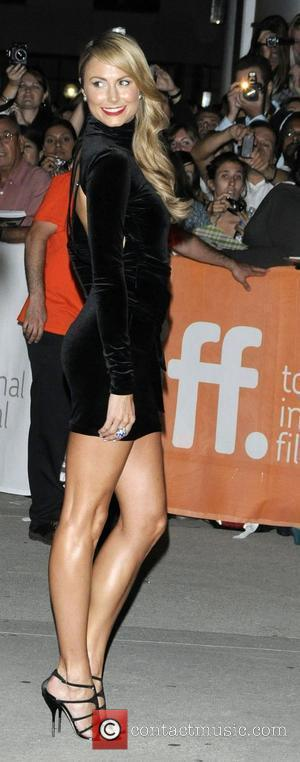 Stacy Keibler  36th Annual Toronto International Film Festival - 'Ides Of March' - Premiere held at The Roy Thomson...