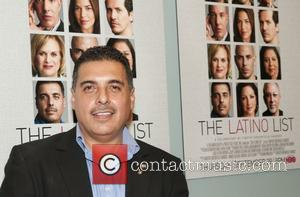 NASA astronaut and engineer Jose Moreno Hernandez at the HBO Miami Red-Carpet Premiere of THE LATINO LIST at the Colony...