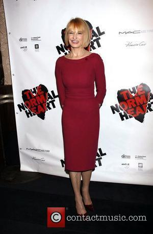 Ellen Barkin Opening night after party for the Broadway production of 'The Normal Heart'  held at the Edison Ballroom....