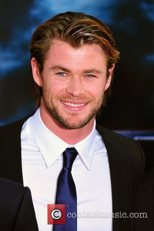 Chris Hemsworth Los Angeles Premiere of Thor held at the El Capitan theatre- Arrivals   Hollywood, California - 02.05.11