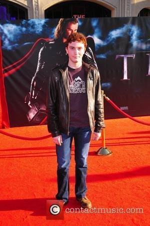 Daryl Sabara Los Angeles Premiere of Thor held at the El Capitan theatre- Arrivals   Hollywood, California - 02.05.11