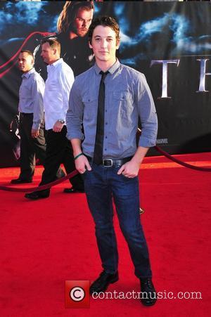 Miles Teller Los Angeles Premiere of Thor held at the El Capitan theatre- Arrivals   Hollywood, California - 02.05.11
