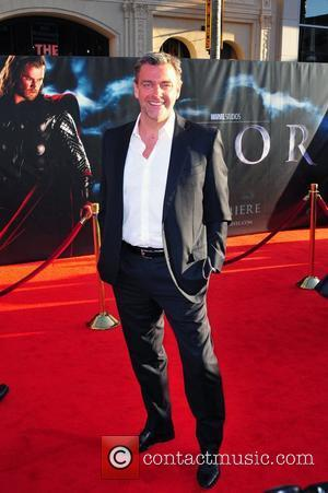 Ray Stevenson Los Angeles Premiere of Thor held at the El Capitan theatre- Arrivals   Hollywood, California - 02.05.11