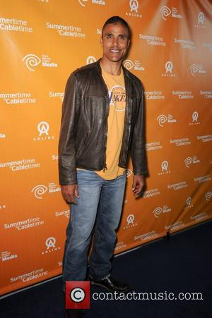 Rick Fox from the LA Lakers Time Warner Cable Media UpFront Event Summertime is Cable Time at Drai's Hollywood at...