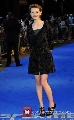 Dakota Blue Richards   The UK premiere of 'Transformers: Dark Of The Moon' at the BFI IMAX London, England...