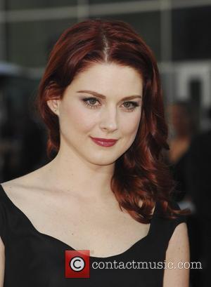 Alexandra Breckenridge  at the premiere of HBO's True Blood Season 4 at ArcLight Cinemas Cinerama Dome  Los Angeles,...
