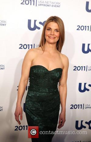 Kathryn Erbe the 2011 USA Upfront at The Tent at Lincoln Center New York City, USA - 02.05.11