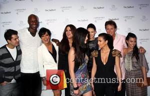 Lamar Odom, Bruce Jenner, Khloe Kardashian, Kim Kardashian, Kourtney Kardashian, Kris Jenner and Kylie Jenner