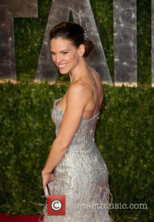 Hilary Swank and Vanity Fair