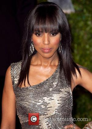 Kerry Washington 2011 Vanity Fair Oscar Party at the Sunset Tower Hotel Hollywood, California - 28.02.11