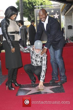 BeBe Winans, CeCe Winans, Jim Bakker BeBe and CeCe Winans honored with Star on the Hollywood Walk of Fame Hollywood,...