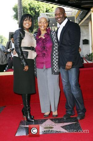 BeBe Winans, CeCe Winans, mother BeBe and CeCe Winans honored with Star on the Hollywood Walk of Fame Hollywood, California...
