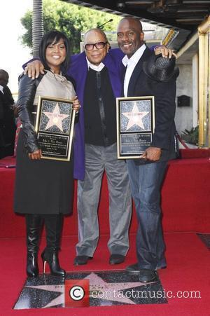 BeBe Winans, CeCe Winans, Quincy Jones BeBe and CeCe Winans honored with Star on the Hollywood Walk of Fame Hollywood,...