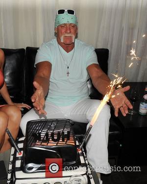 Hulk Hogan and Brooke Hogan