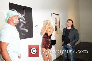 Hulk Hogan, Brooke Hogan and Katie Price
