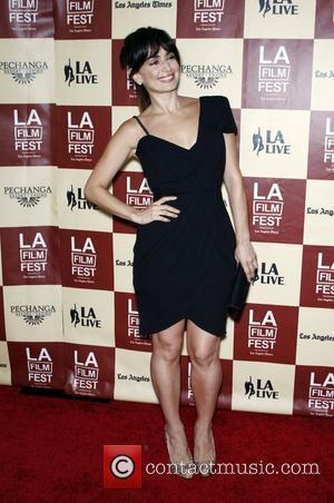 Ana De La Reguera 'A Better Life' World Premiere Gala Screening during the 2011 Los Angeles Film Festival at Regal...