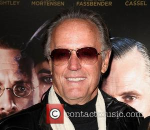 Peter Fonda LA Premiere Of Sony Pictures Classics' A Dangerous Method - Arrivals Beverly Hills, California - 19.10.11