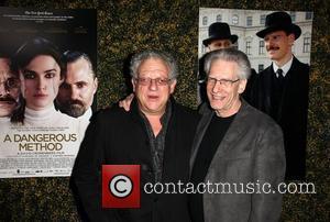 Jeremy Thomas and David Cronenberg